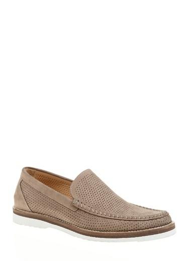 Divarese %100 Deri Klasik Ayakkabı Vizon